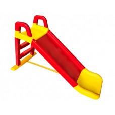 Doloni Горка детская средняя красно-желтая