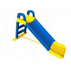 Doloni Горка детская средняя сине-желтая