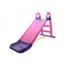 Doloni Горка детская средняя розово-фиолетовая