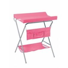 ФЕЯ пеленальный столик (розовый)