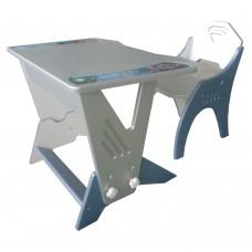 ИНТЕХПРОЕКТ Набор регулируемый мебели стол+стул ТЕХНО