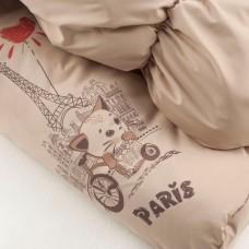 """Крошкин дом Комплект постельного белья """"Дискавери Париж"""""""