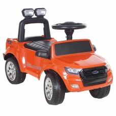 FORD Машина/Каталка RANGER Крашеный Оранжевый/Orange painted