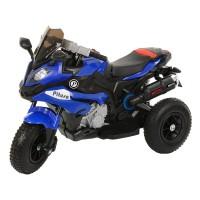 PITUSO Электромотоцикл HLX2018/2, колеса надув, Blue/ Синий