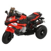 PITUSO Электромотоцикл HLX2018/2, колеса надув, Red/ Красный