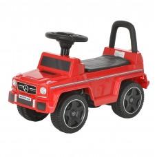 PITUSO Каталка Mercedes-Benz G63 Red/Красный
